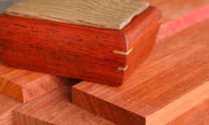 ceniceros de madera